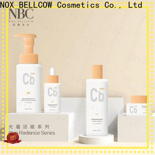NOX BELLCOW Latest Clean beauty factory for skincare