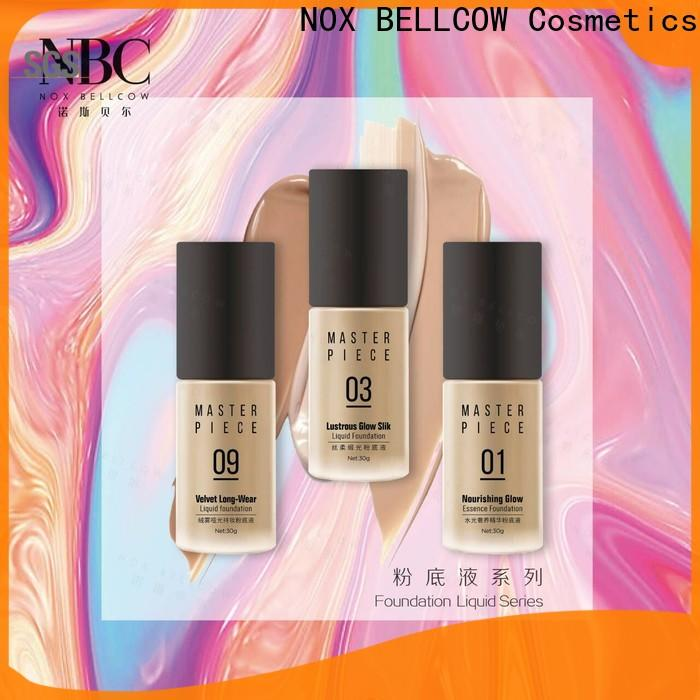 NOX BELLCOW best liquid foundation for oily skin company for skincare