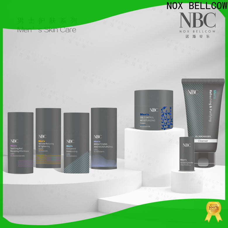 New Men's skin care manufacturers for skincare