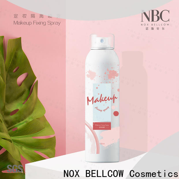 NOX BELLCOW Best Makeup Fixing Spray for business for women
