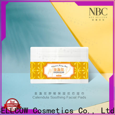 Custom Skin care wipes Suppliers for women