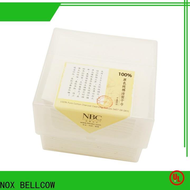 NOX BELLCOW fiber dry wet tissue wholesale for home