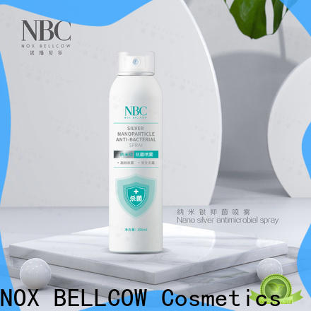 NOX BELLCOW Nano silver series for business for skincare