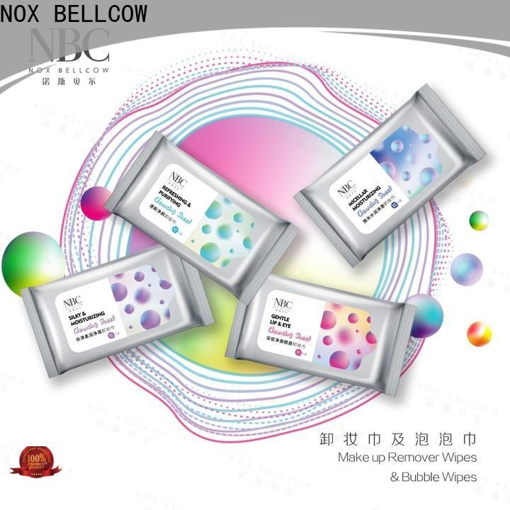 NOX BELLCOW best makeup remover wipes for women