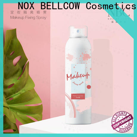 NOX BELLCOW best makeup setting spray Supply for skincare