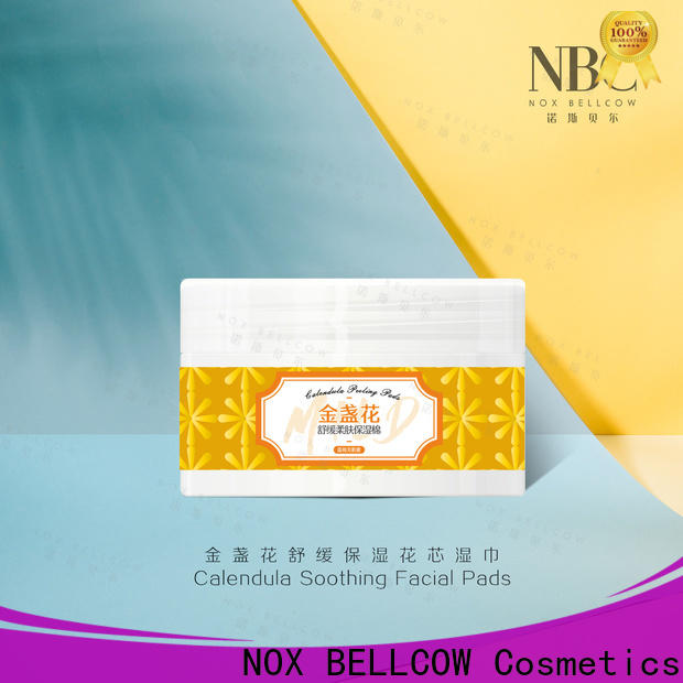 NOX BELLCOW makeup wipes company for ladies