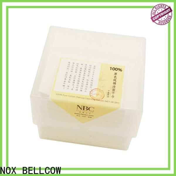 NOX BELLCOW charcoal sanitary wipes wholesale for home
