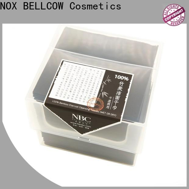 NOX BELLCOW cleaning wet and dry wipes factory for travel