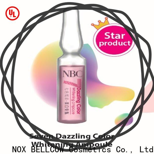 NOX BELLCOW hyaluronic cosmeceutical skin care factory for women