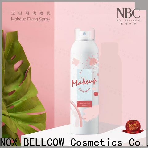 NOX BELLCOW Makeup Fixing Spray for business for ladies