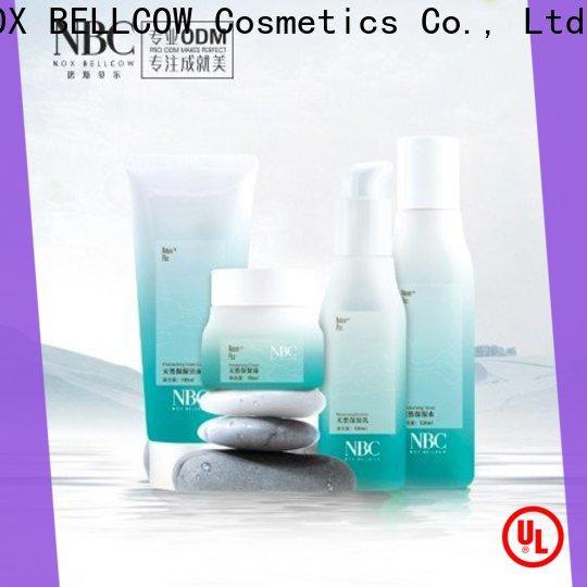 NOX BELLCOW moisture custom skin care treatment for man