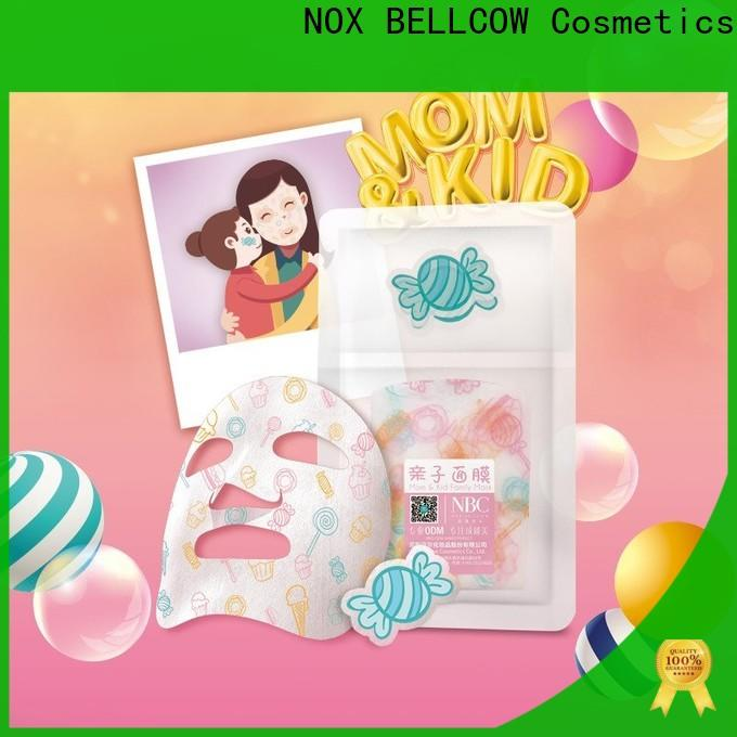 NOX BELLCOW minimizing natural face masks factory for home
