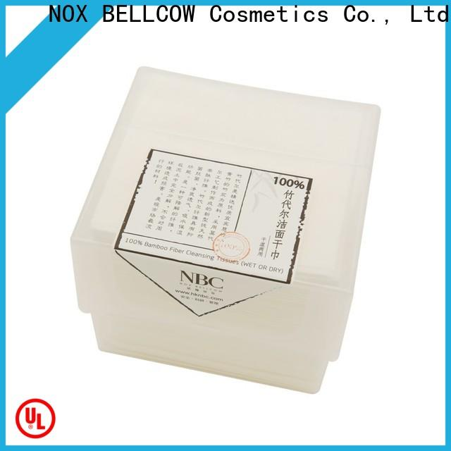 NOX BELLCOW cleansing wet and dry wipes wholesale for living room