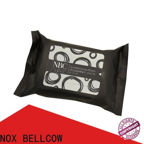 NOX BELLCOW individual best cleansing wipes manufacturer for man