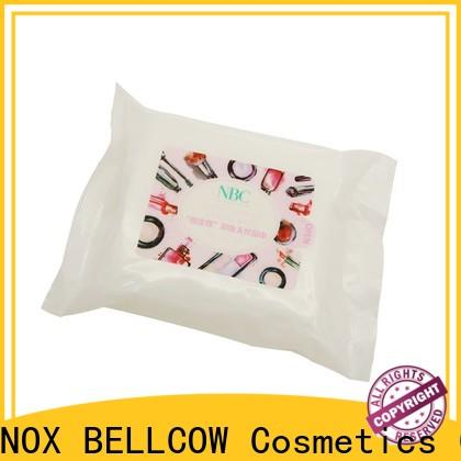 natural makeup remover tissue wipes manufacturer for face