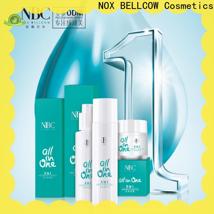 NOX BELLCOW moisturizing custom skin care manufacturers protector for beauty salon