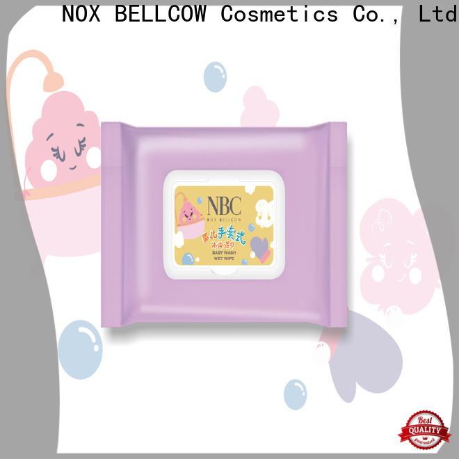 NOX BELLCOW baby wet tissue series for ladies