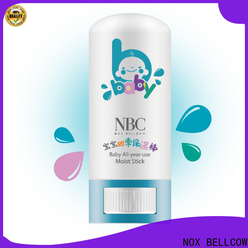 Custom baby skin care products gel factory