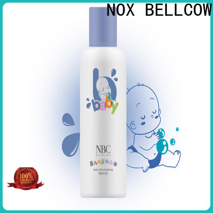 NOX BELLCOW gel baby skin care company for baby