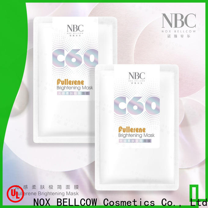 NOX BELLCOW best hydrating face mask manufacturers for skincare
