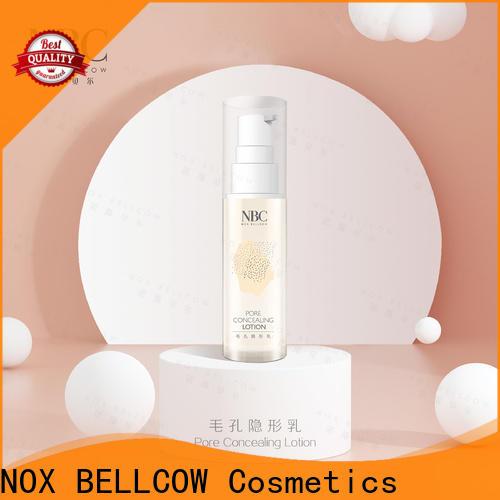 NOX BELLCOW pre makeup moisturizer for skincare