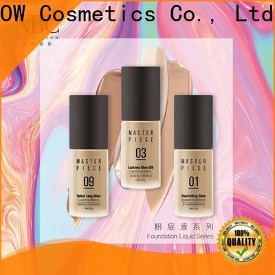NOX BELLCOW Custom best liquid foundation for oily skin company for women