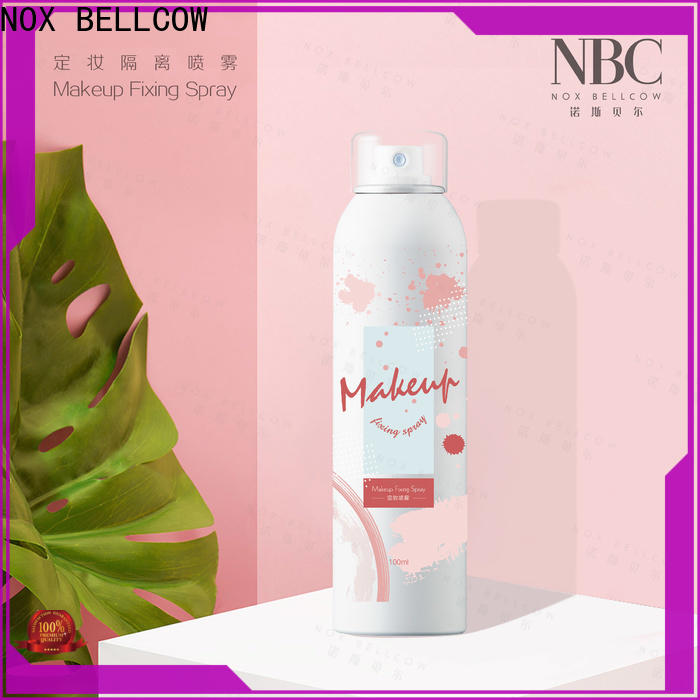 NOX BELLCOW makeup setting spray factory for ladies