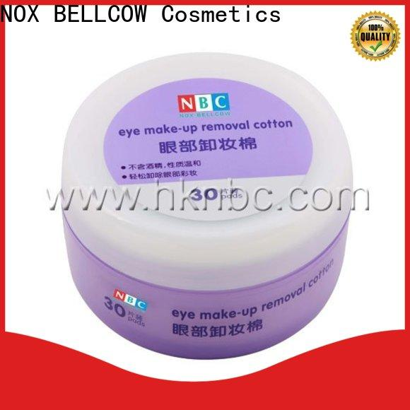 NOX BELLCOW natural makeup remover tissue supplier for skincare