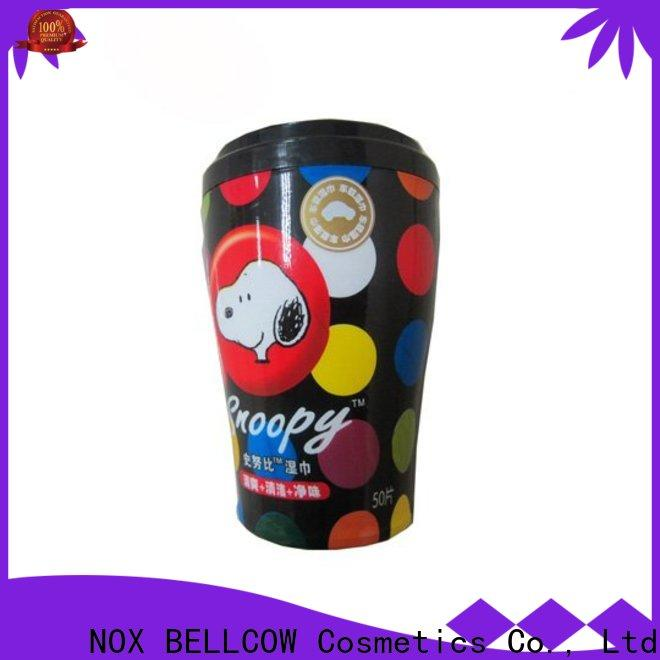 NOX BELLCOW wet cleansing wipes manufacturer for women