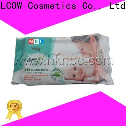 pure newborn baby wipes 25pcs factory for skincare