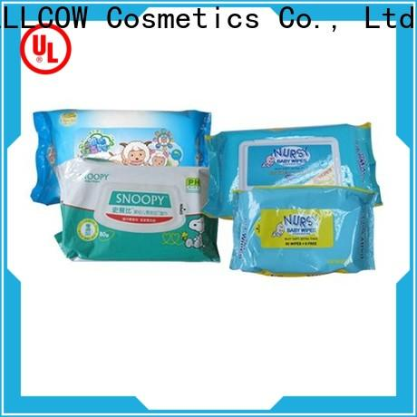 NOX BELLCOW moisturizing natural baby wipes factory for infant
