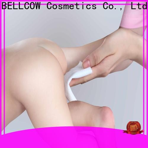 NOX BELLCOW moisturizing best baby wipes manufacturer for skincare