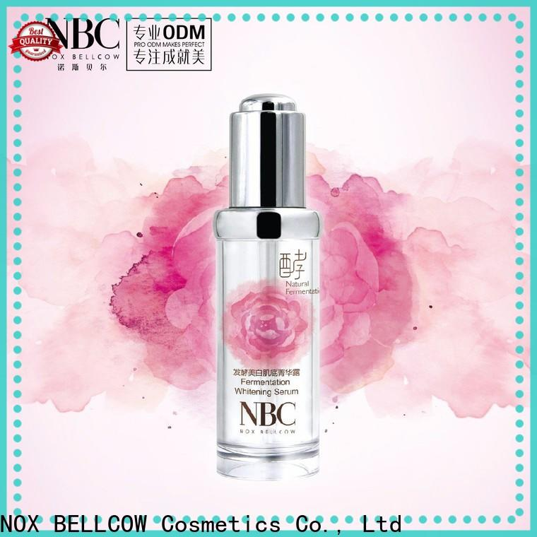 NOX BELLCOW beauty custom skin care routine wholesale for travel
