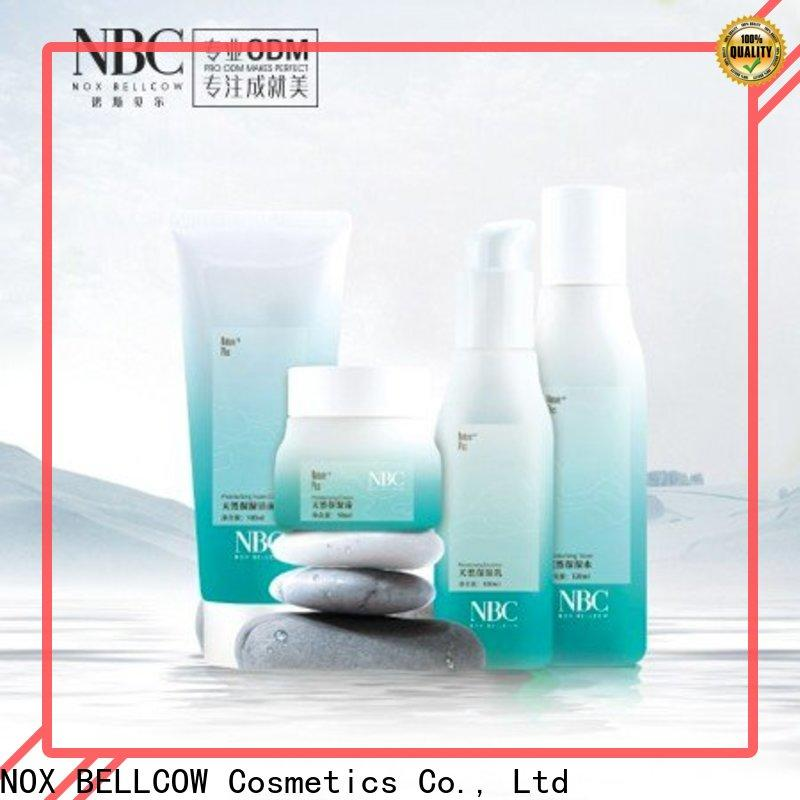 NOX BELLCOW skincare facial skin care products manufacturer for women