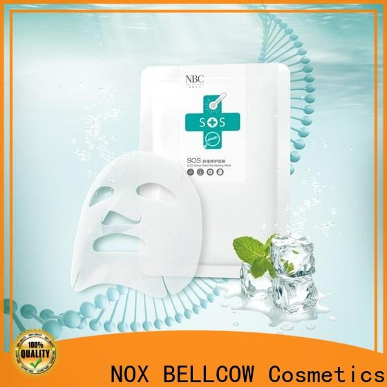 NOX BELLCOW oil control hydrating facial masque manufacturer for home
