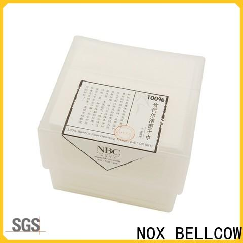 cleansing wet tissue paper bamboo supplier for travel
