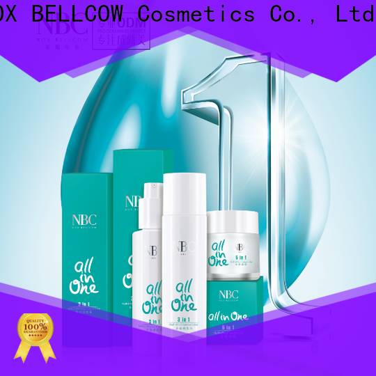 NOX BELLCOW High-quality organic skin care products supplier