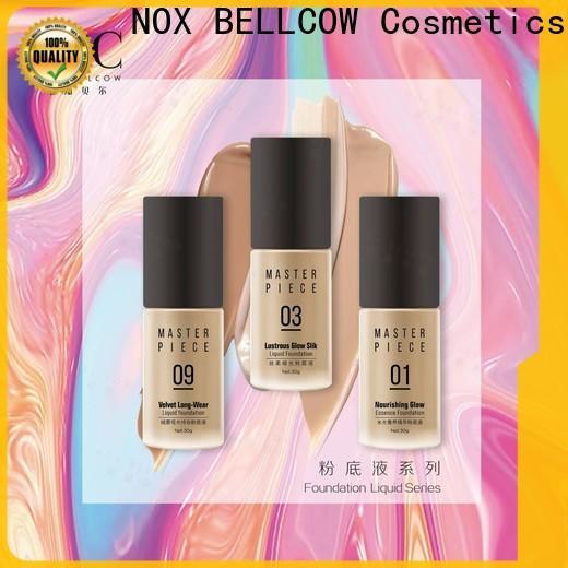 NOX BELLCOW liquid foundation for oily skin manufacturer