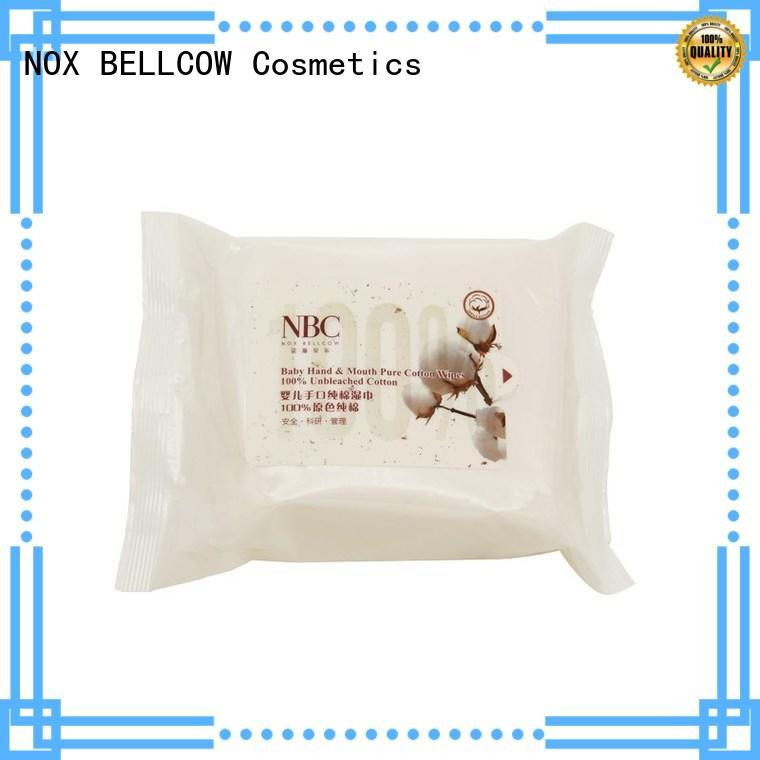 NOX BELLCOW wet baby wet wipes series for ladies