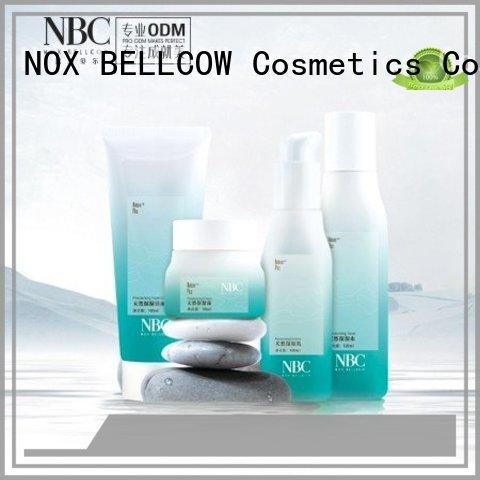 NOX BELLCOW moisturizing skin care product supplier for beauty salon