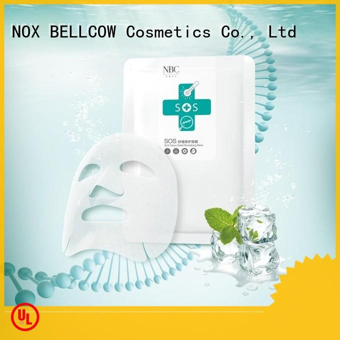 NOX BELLCOW tightening facial face mask series for travel