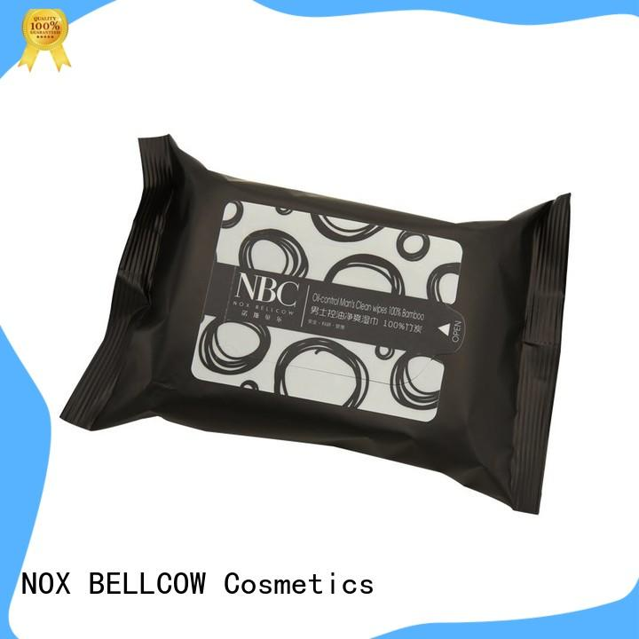 individual oil cleansing wipes tea factory for skincare