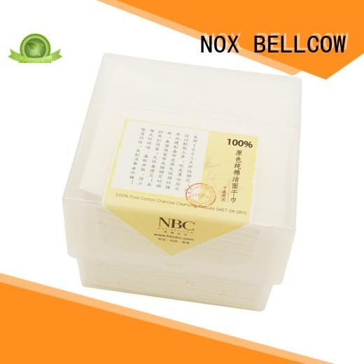 natural cotton wet dry wipes charcoal wholesale for outdoor