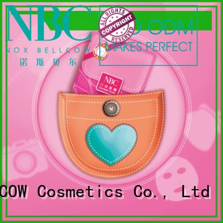 art sheet face mask series for beauty salon NOX BELLCOW