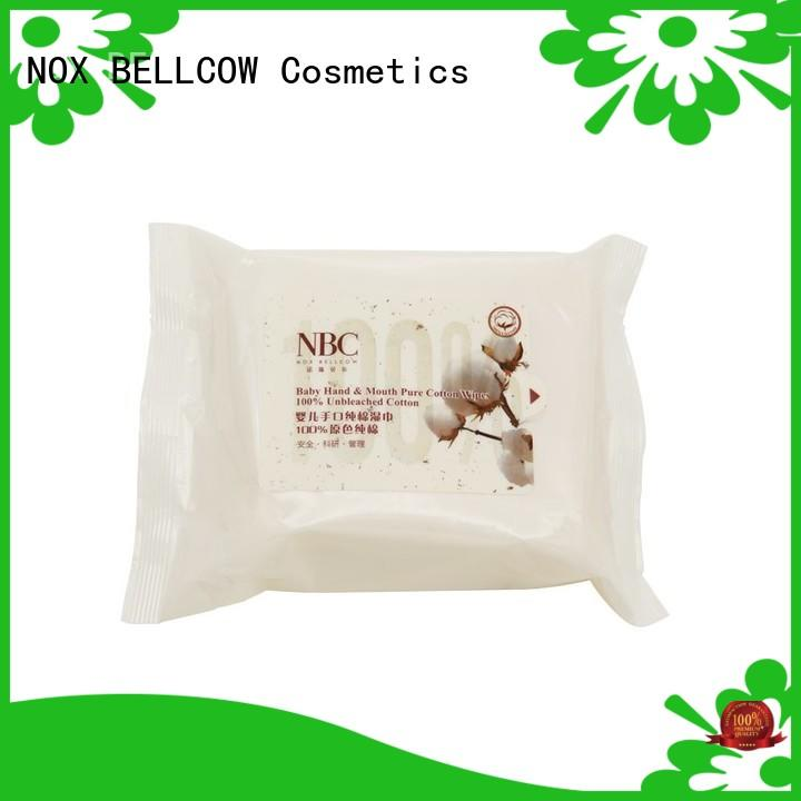 NOX BELLCOW cotton baby water wipes series for ladies