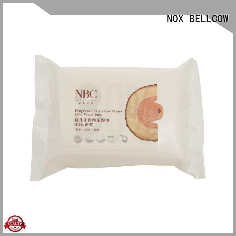 NOX BELLCOW wet baby wet wipes wholesale for ladies
