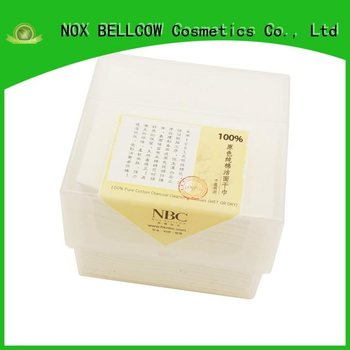 NOX BELLCOW pure wet dry wipes manufacturer for living room