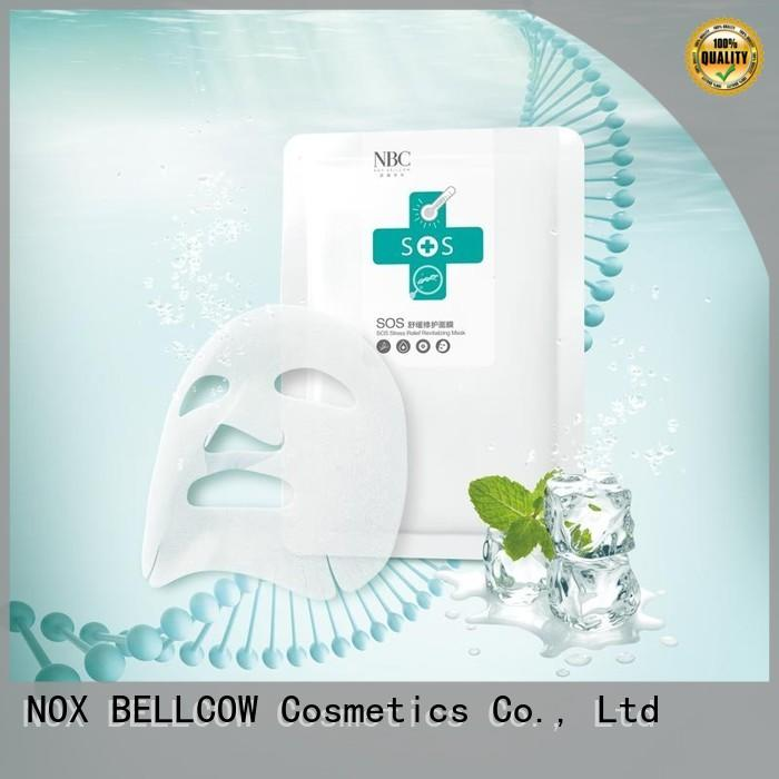 NOX BELLCOW nano good face masks factory for women