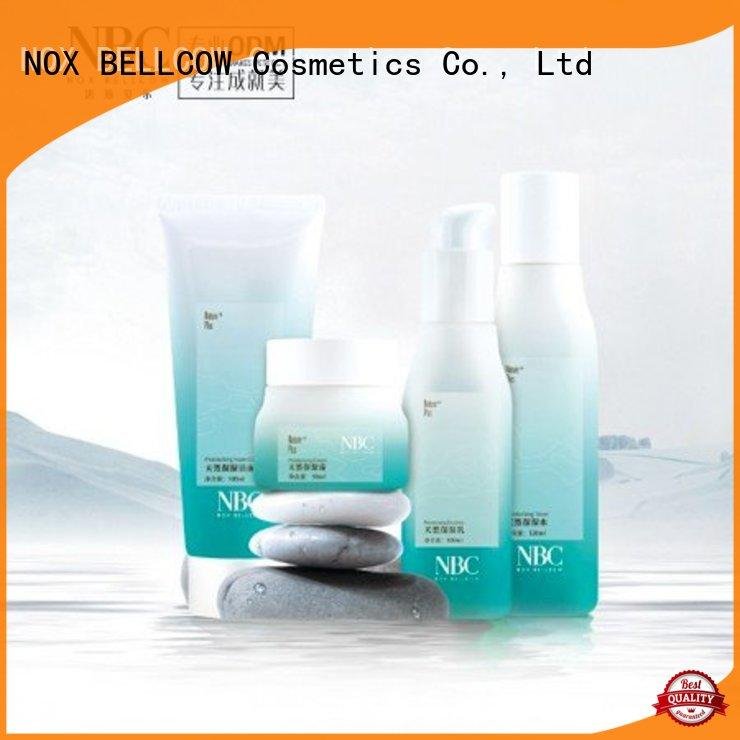NOX BELLCOW beauty best facial skin care line protector for travel