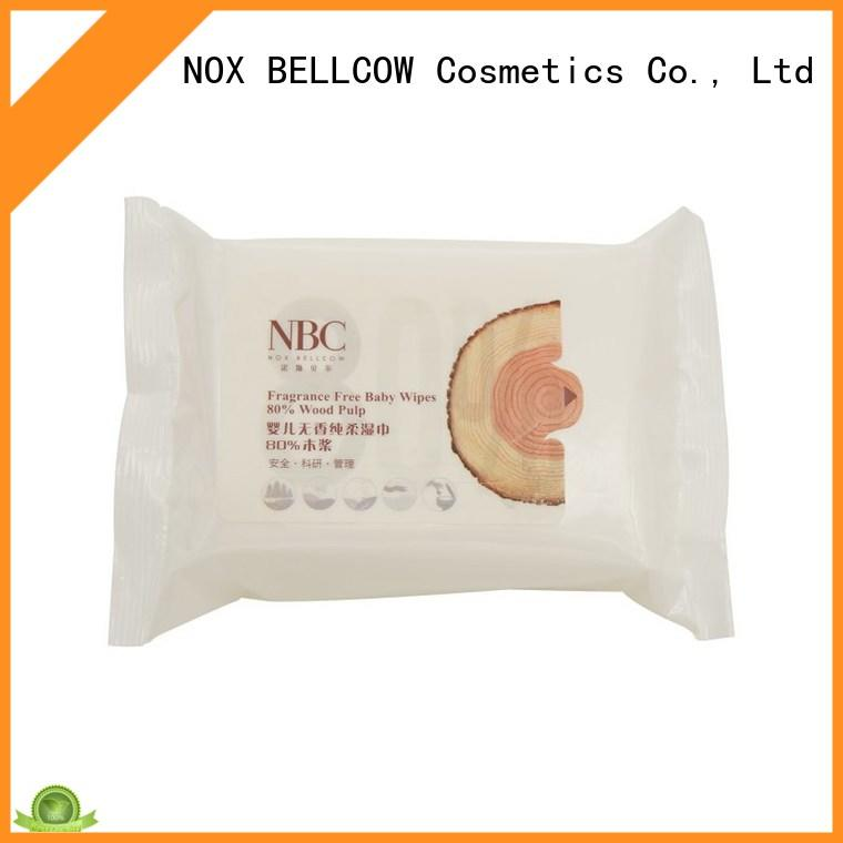 NOX BELLCOW lid baby tissue wholesale for hand